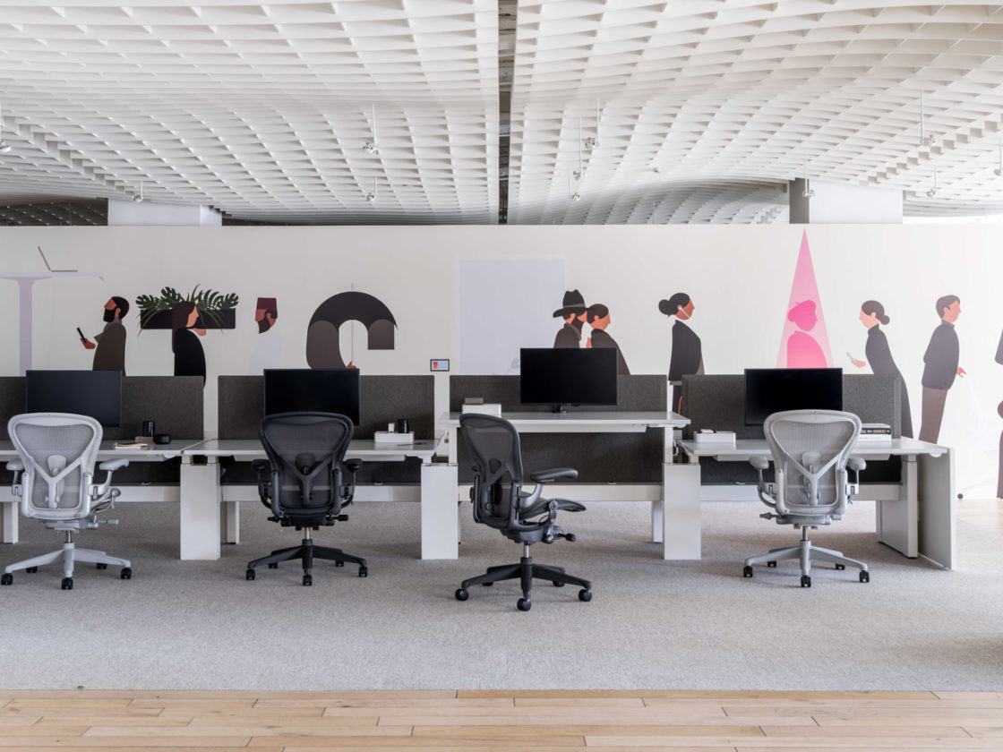 Commercial Office Furniture Workstations