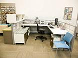 Pensacola Florida office furniture design install services Herman Miller