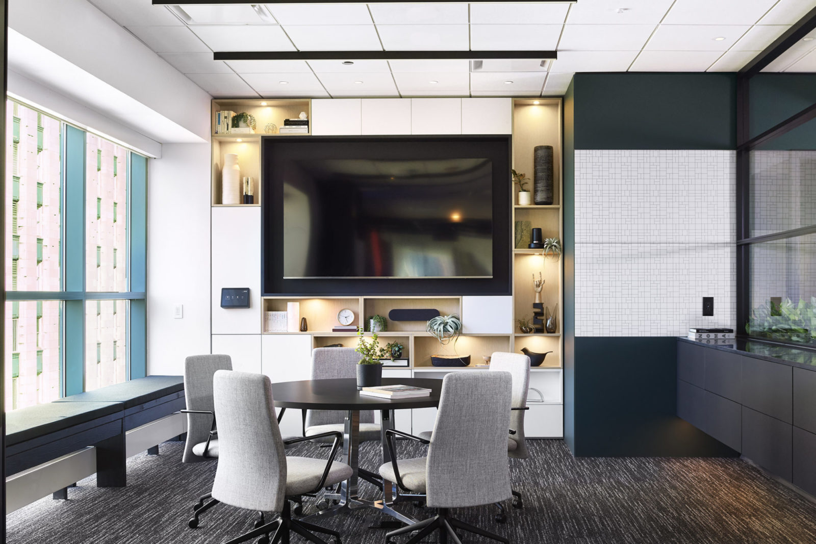 Chicago DXC designed by Office Environments