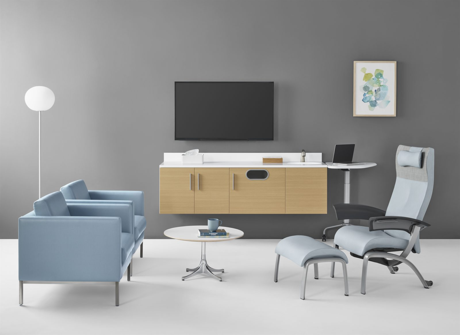 clinical casework solution for consultation room