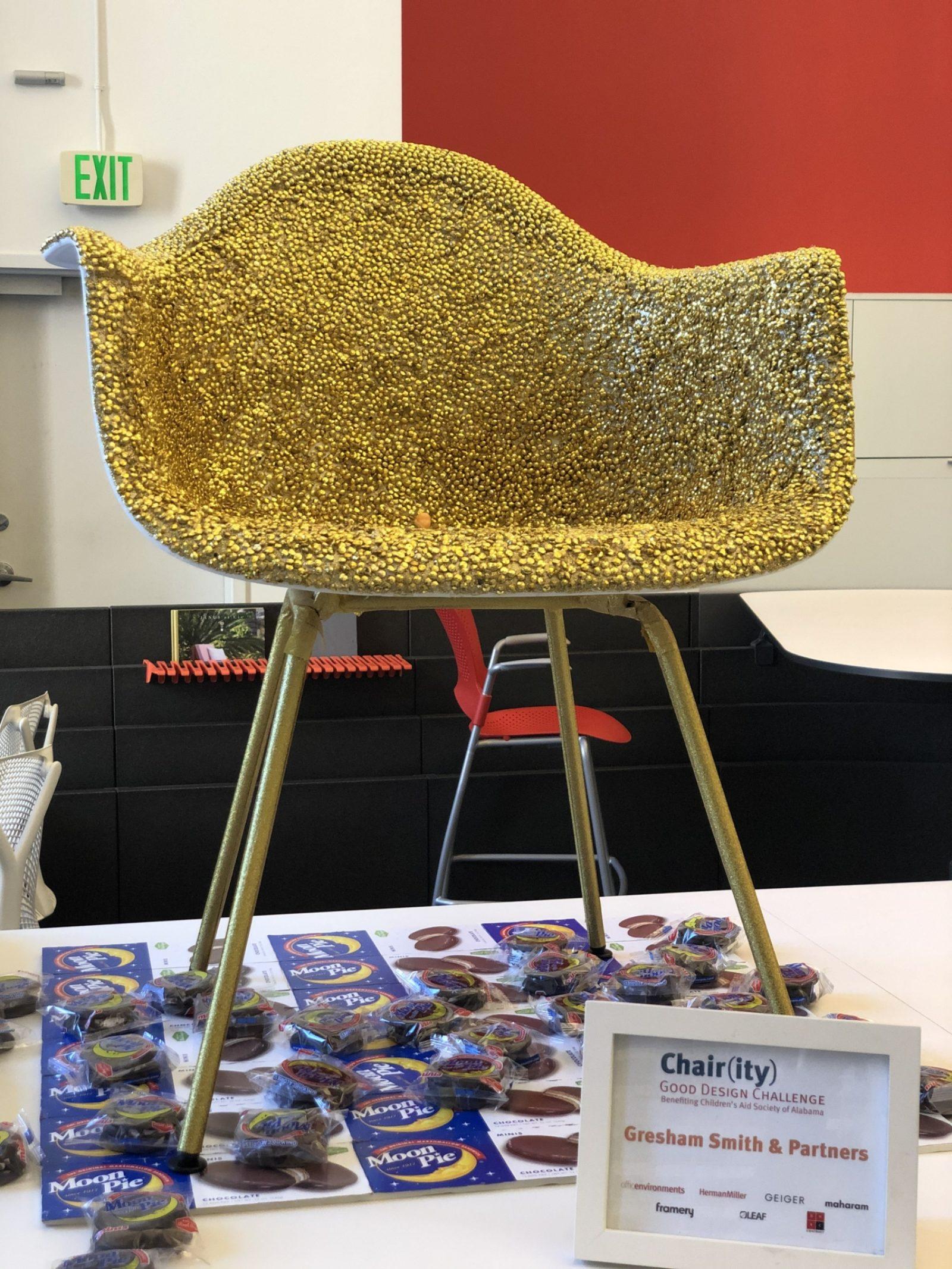 gresham chair contest