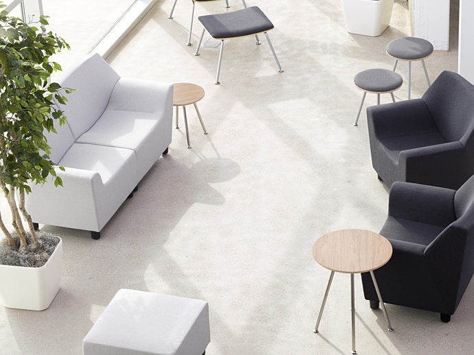 office lounge by office environments