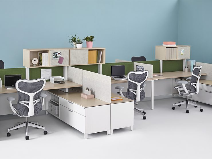 sustainable office design by Office Environments