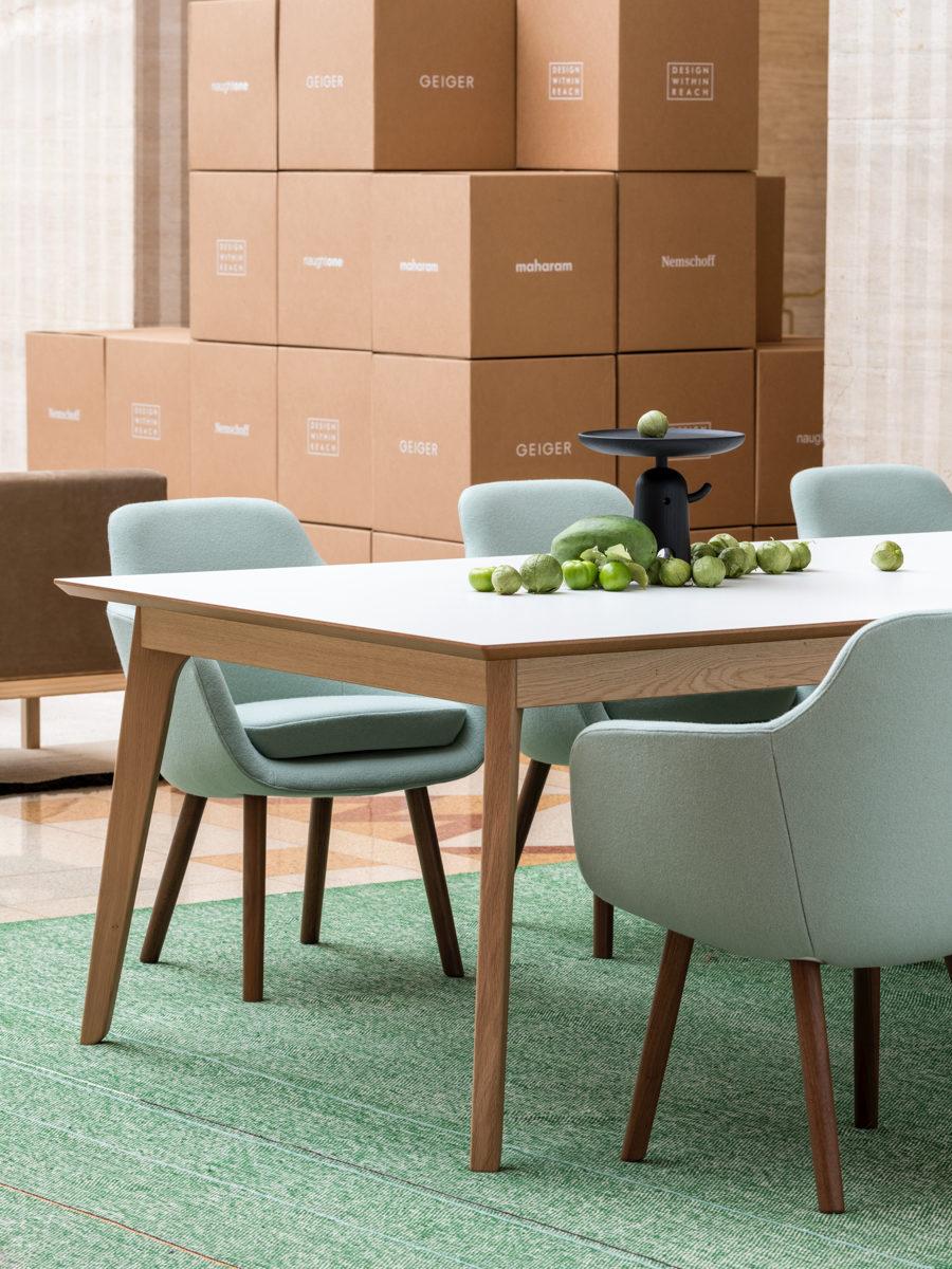Herman Miller green office design
