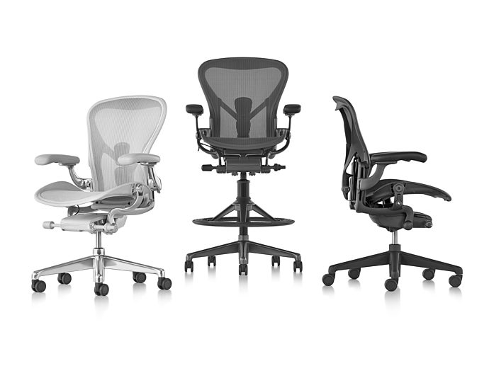 Ergonomic office chairs, stools, and conference chairs